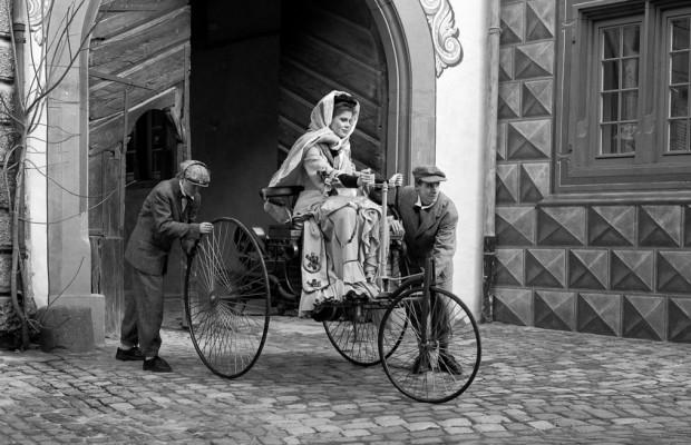Museumssommer 2012: Auf den Spuren von Bertha Benz