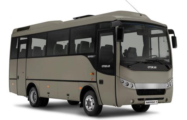 Neue Bus-Modelle von Otokar