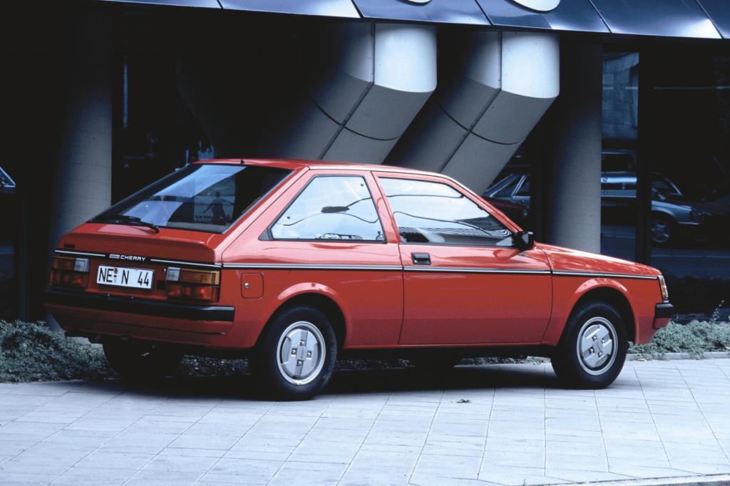 Nissan Datsun Cherry 3-türig ab 1984