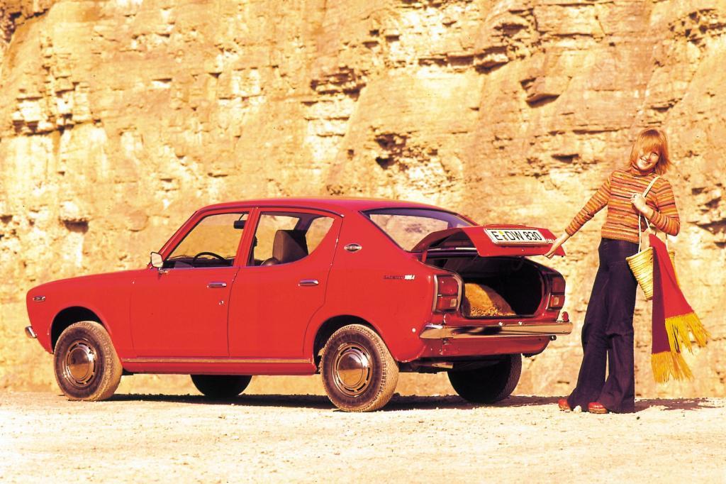 Nissan Datsun Cherry 4-türig, ab 1975