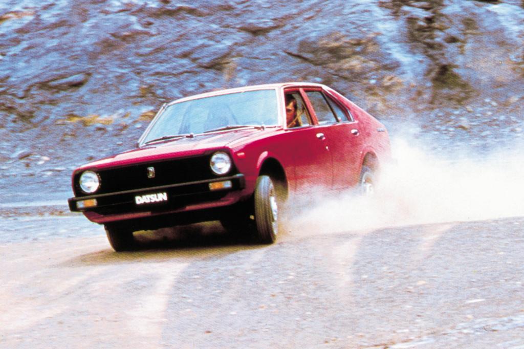 Nissan Datsun Cherry 5-türig ab 1979