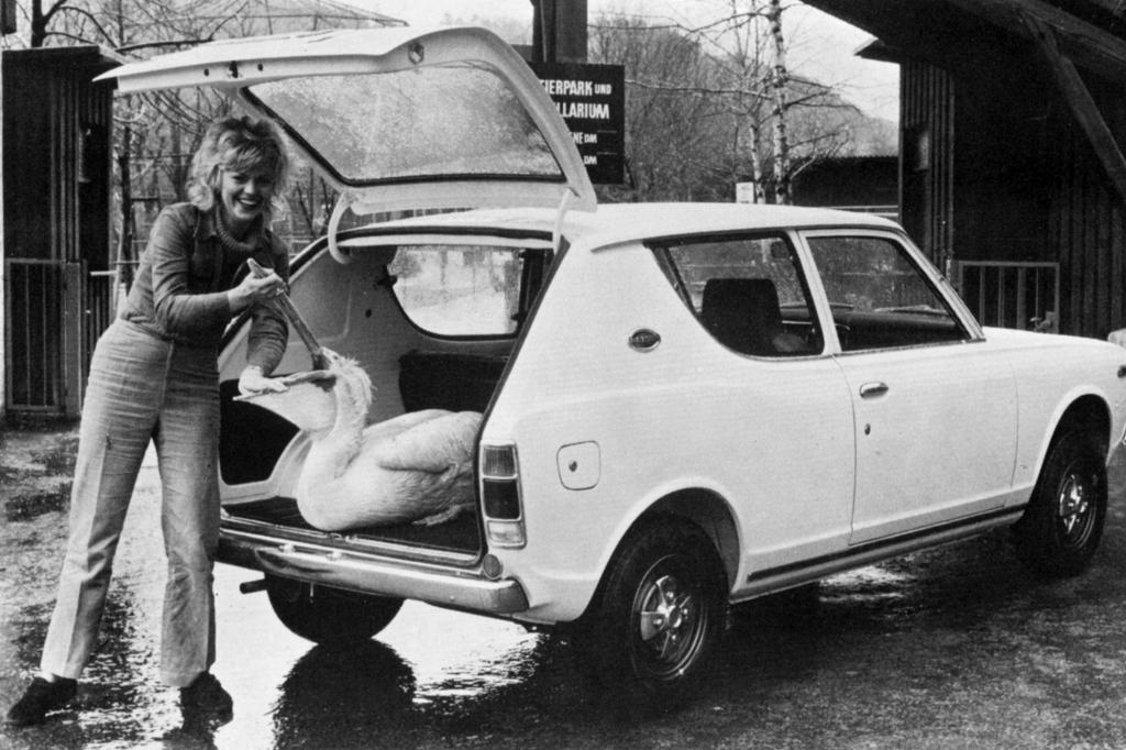 Nissan Datsun Cherry Combi ab 1973