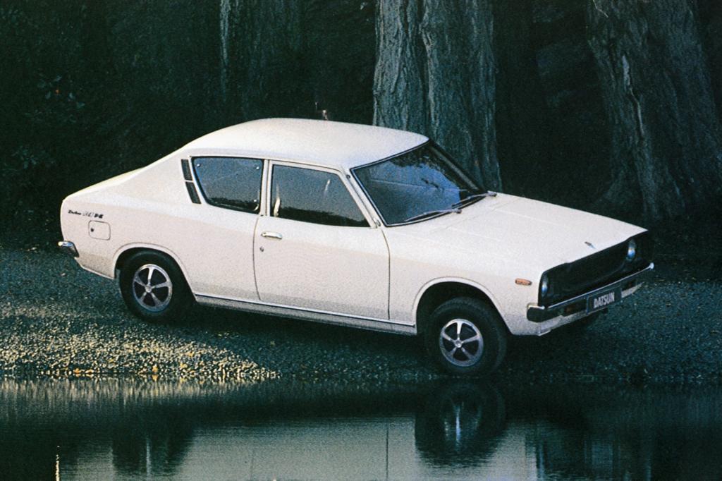 Nissan Datsun Cherry FII 2-türig ab 1976