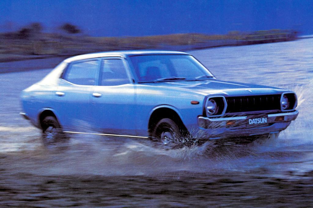 Nissan Datsun Cherry FII 4-türig ab 1978