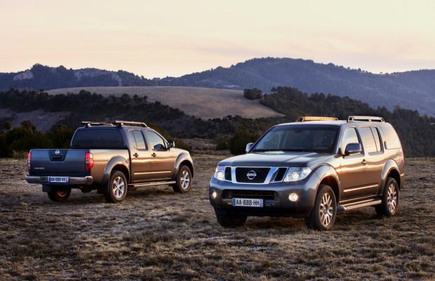 Nissan bringt Sondermodell des Pathfinder und Navara