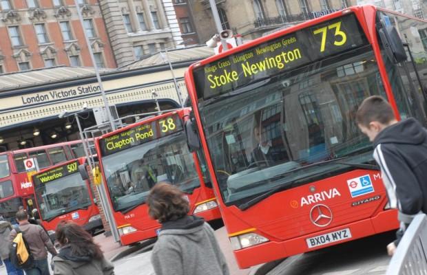 Olympische Spiele in London - Wasserstoffbusse bleiben in den Depots