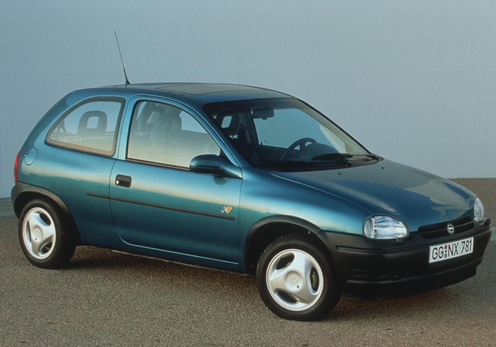 Opel Adam: 30 Jahre erfolgreiche Kleinwagen-Ahnen