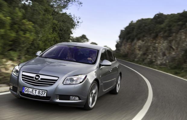Opel Insignia jetzt auch mit Flüssiggas