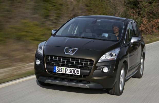 Peugeot-Sondermodelle - Kombi und Crossover für Familien