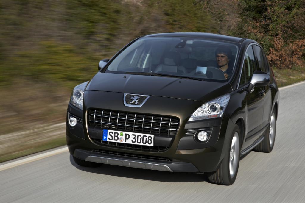 Peugeot bietet ein Sondermodell des 3008 an