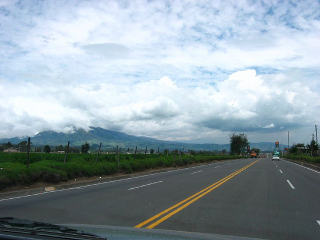 Pichincha, Ecuador,nahe Cashapamba - Bild: Wikipedia