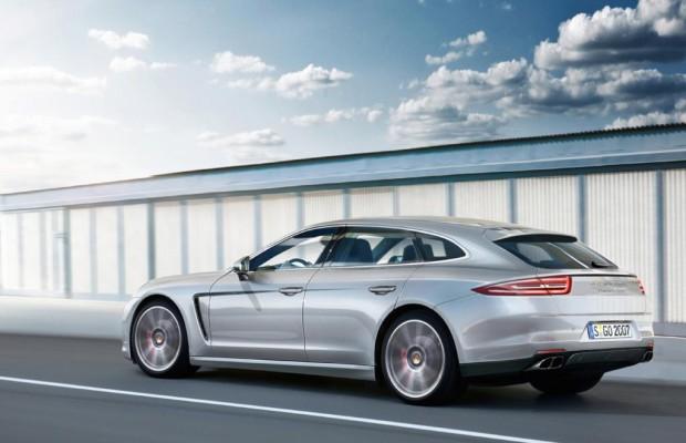 Porsche Panamera Shooting Brake - Schön praktisch in die Nische