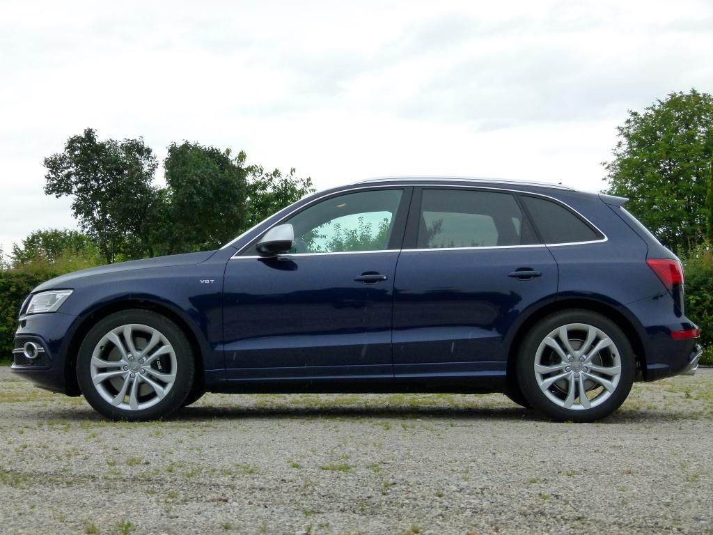 Präsentation Audi Q5 - Kraftkur für die Leit-Q