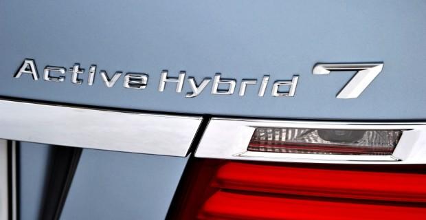 Präsentation BMW 7er - Der Chef sitzt hinten