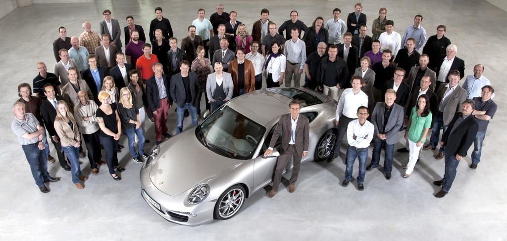 Red Dot: Das Designteam des Jahres kommt von Porsche