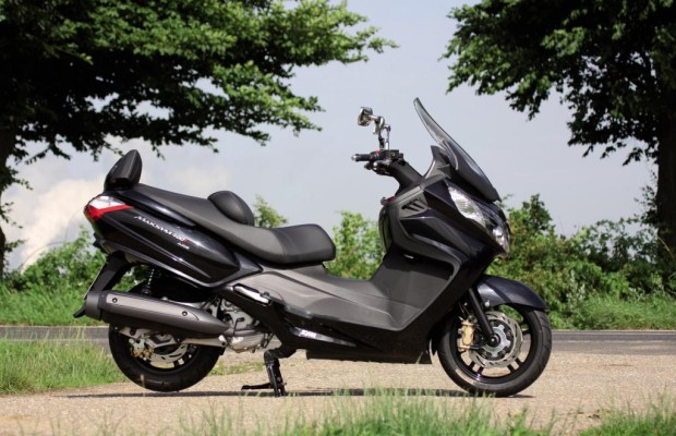 Roller-Fahrbericht Sym Maxsym 400 ABS: Das Maxsym-ale
