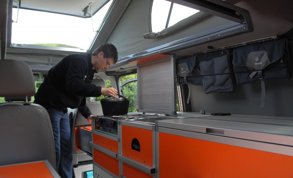 Schlamm drüber: Fernreisemobil Terock von Terracamper