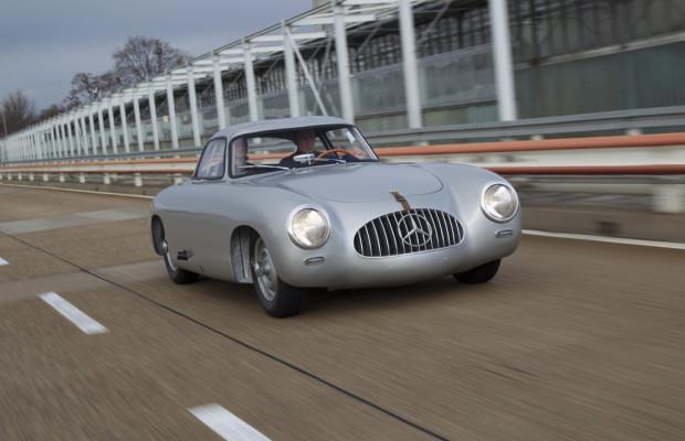 Schloss Dyck Classic Days 2012: Mercedes-Benz Classic feiert 60 Jahre SL