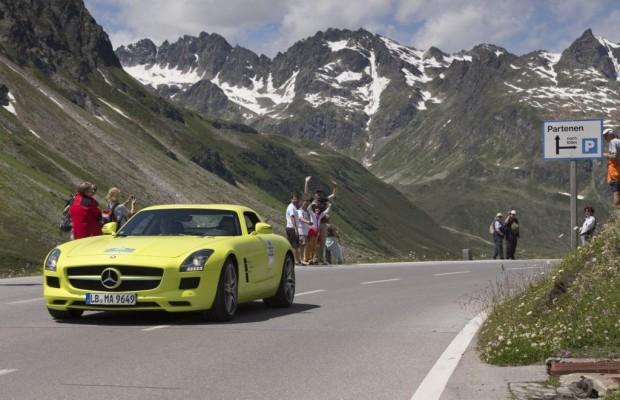 Silvretta Classic unter Strom - Elektrisch durch die Alpen