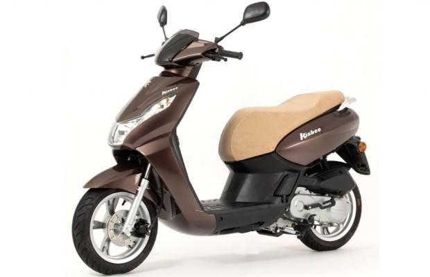 Sonderaktion Scooter - Peugeot macht den Kisbee billiger