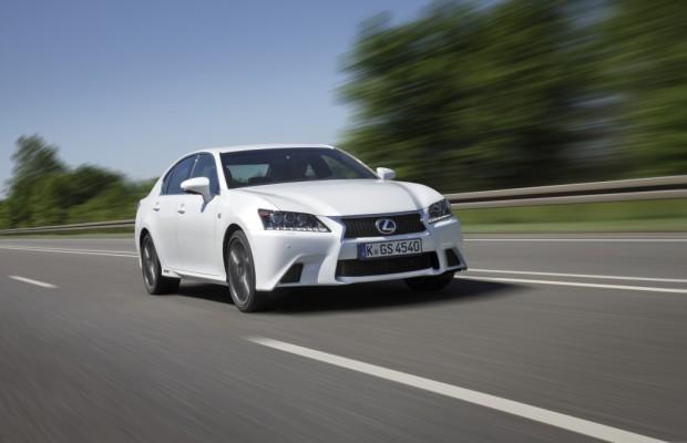 Sport frei mit Lexus F Sport: Mehr Dynamik in allen Klassen