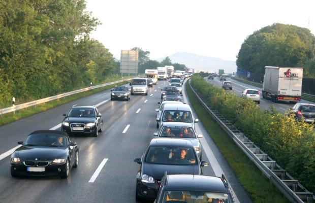 Stauprognose: Es wird noch voller auf den Autobahnen