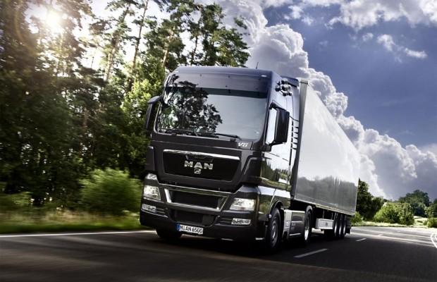 Talfahrt am europäischen Nutzfahrzeugmarkt