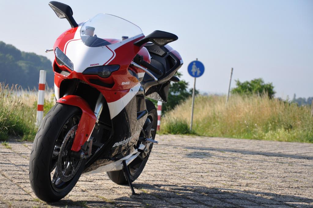 Test: Ducati 848 Evo Corse Special Edition - Italienisches Heißblut
