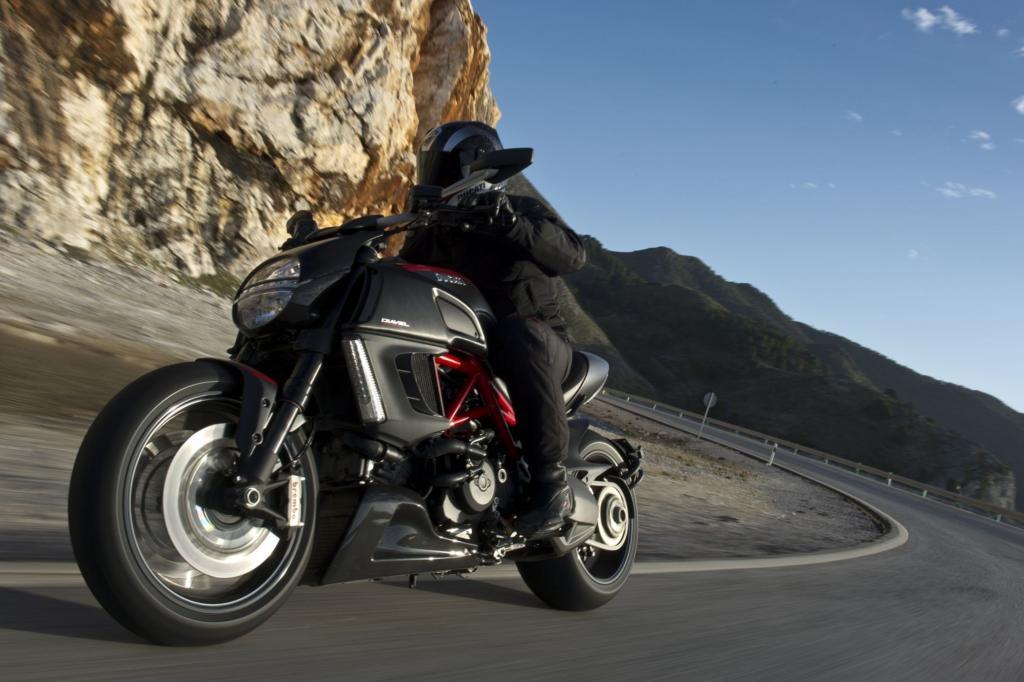 Test: Ducati Diavel - Teuflisch schwer einzuordnen