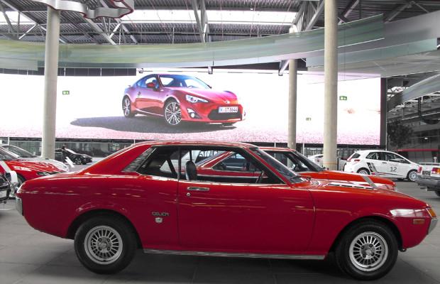 Tolle Formen, perfekte Kurven: Womit Toyota nicht (nur) Modell Janina meint