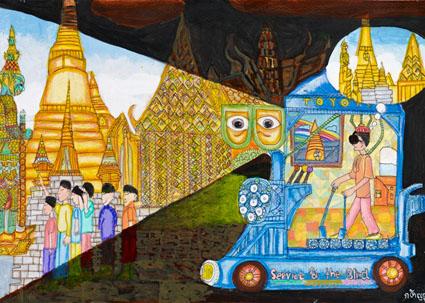 Toyota: Kinder der Welt malen ihre Traumautos
