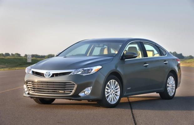 Toyota: Verstärkt Fahrzeug-Entwicklung in den USA