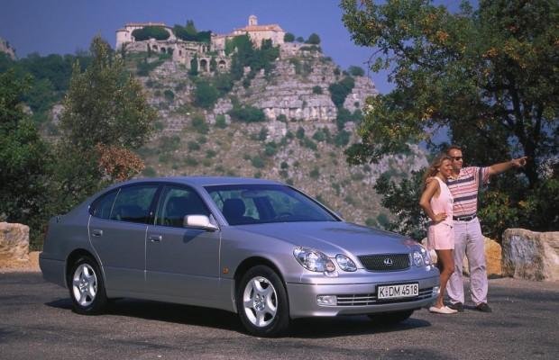 Tradition: 20 Jahre Lexus GS - Das Beste ist nicht gut genug