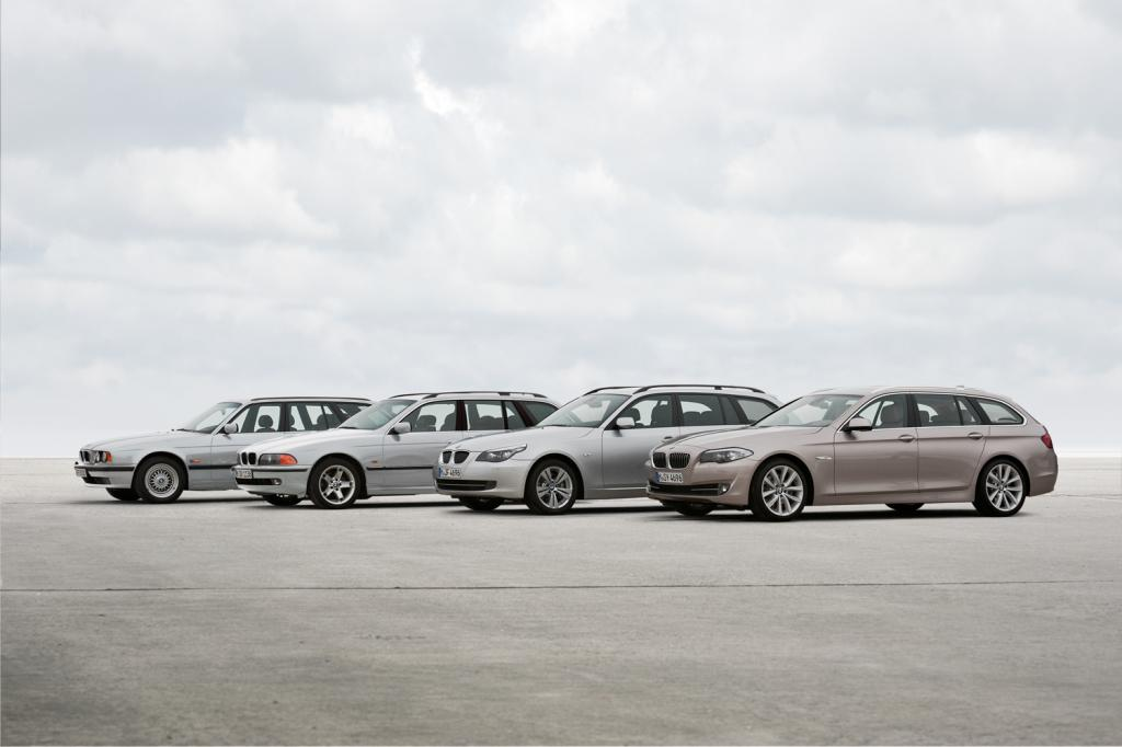 Tradition: 40 Jahre BMW 5er - Vom Beau aus Bayern zum Bestseller für Besserverdienende