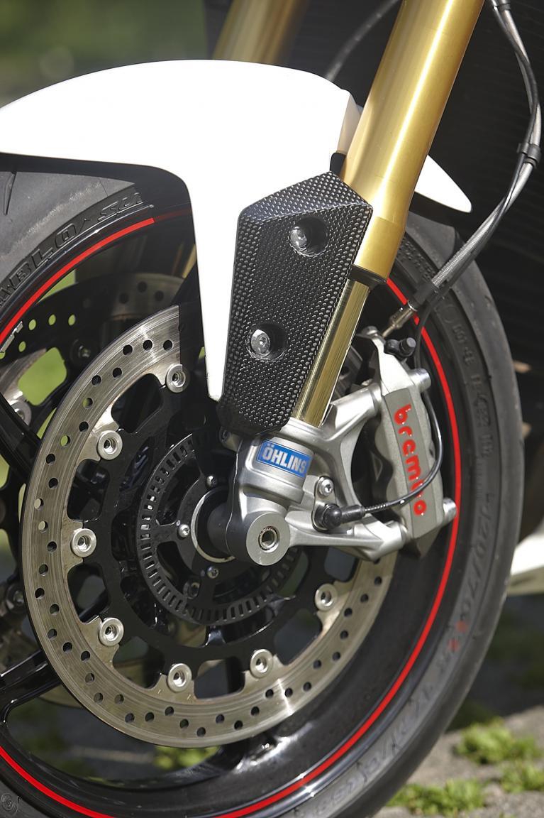 Triumph Speed Triple R: Speed Queen