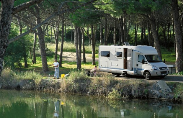 Umwelt- und klimafreundlich entspannen: Die Ecocamping-Plätze
