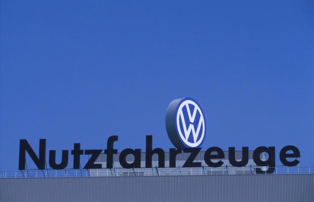 Volkswagen liefert 3,7 Prozent mehr Nutzfahrzeuge aus