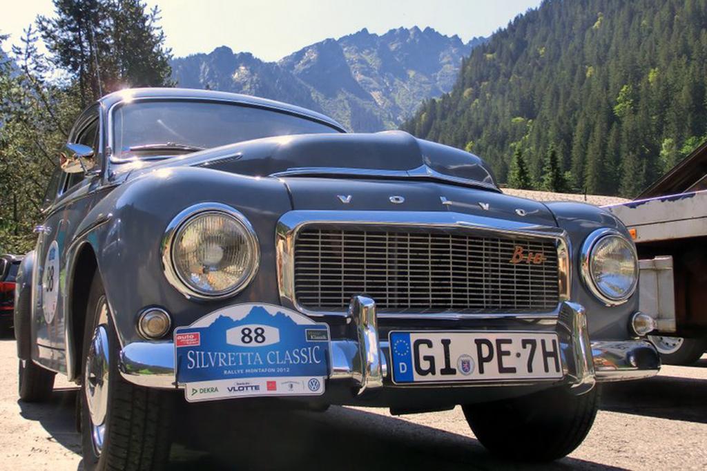Volvo P544