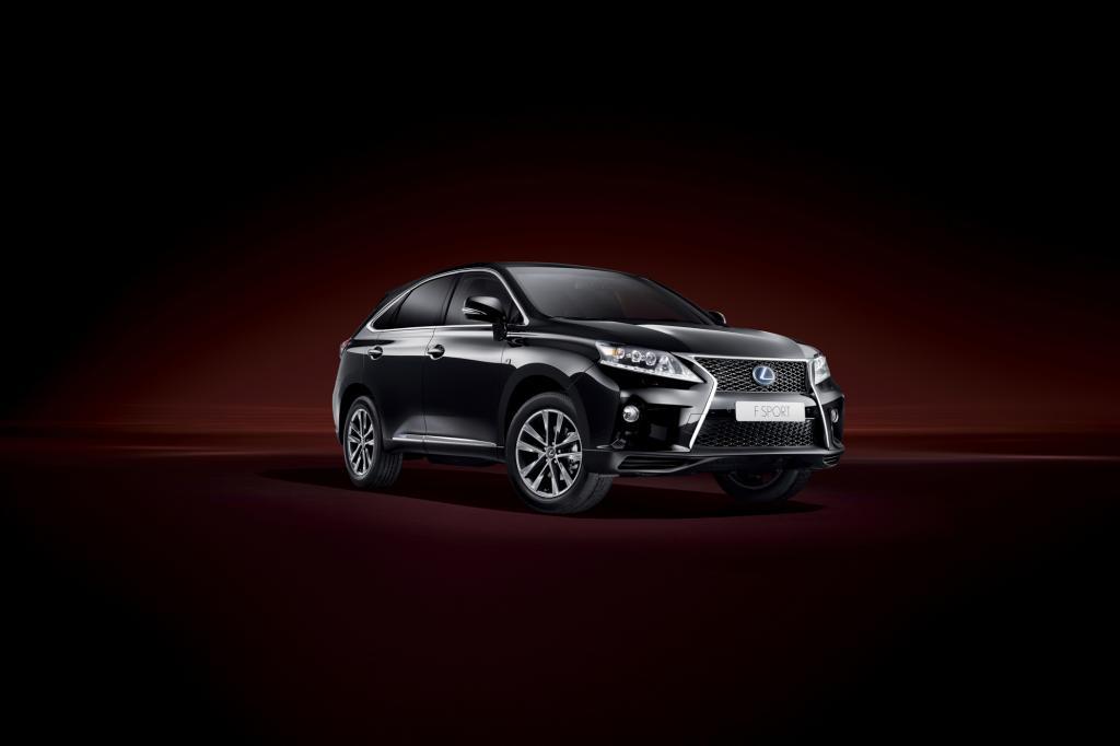 Vorabbericht: Lexus F-Sport - Eine Extraportion Dynamik
