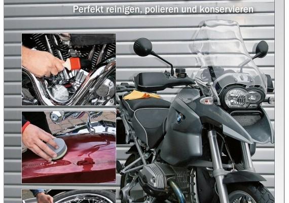 auto.de-Buchtipp: ADAC Praxisratgeber Motorradpflege