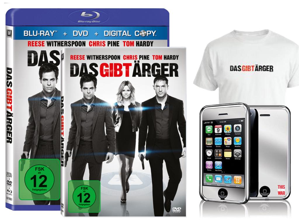 """auto.de Gewinnspiel zum DVD.Start von """"Das gibt Ärger"""""""