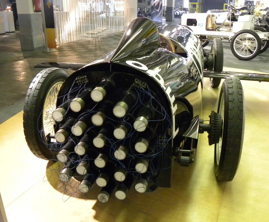 150 Jahre Opel: Von der Nähmaschine zum Opel Ampera
