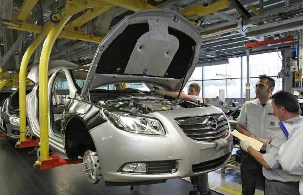 20 Tage Kurzarbeit bei Opel