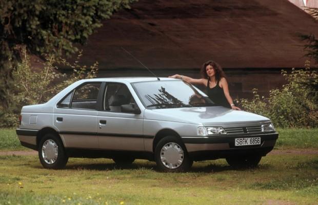 25 Jahre Peugeot 405