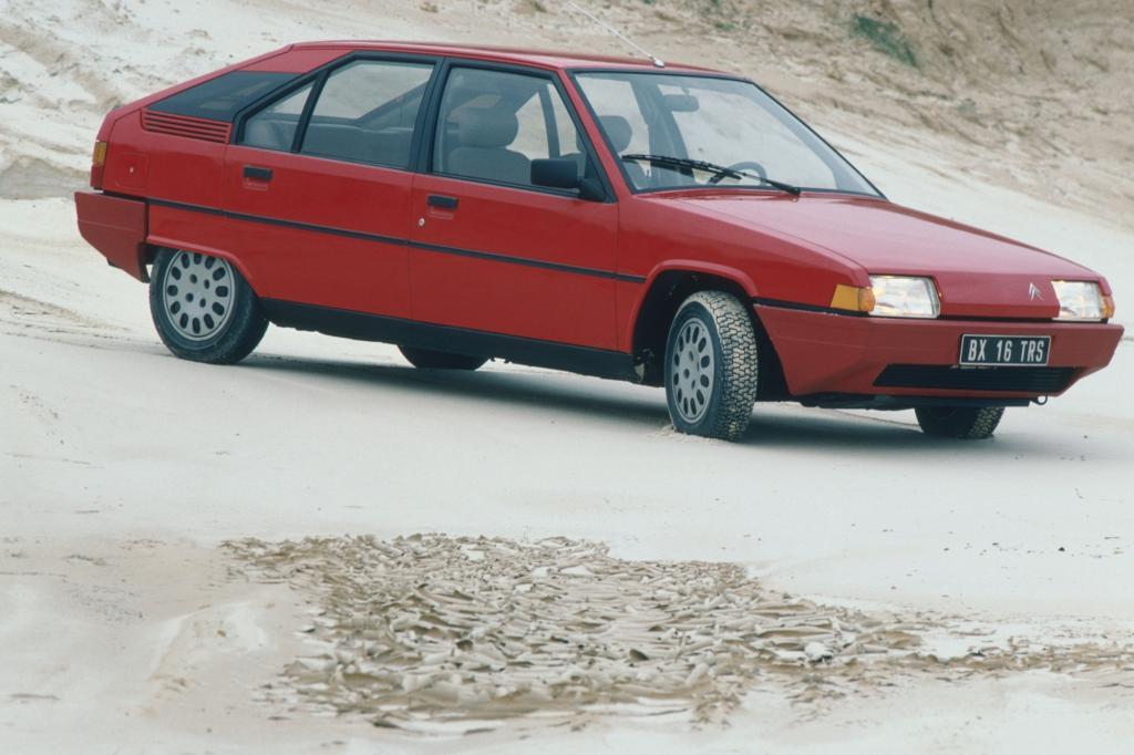 30 Jahre Citroen BX