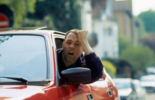 Aggression im Straßenverkehr - Die Mehrheit fühlt sich bedroht