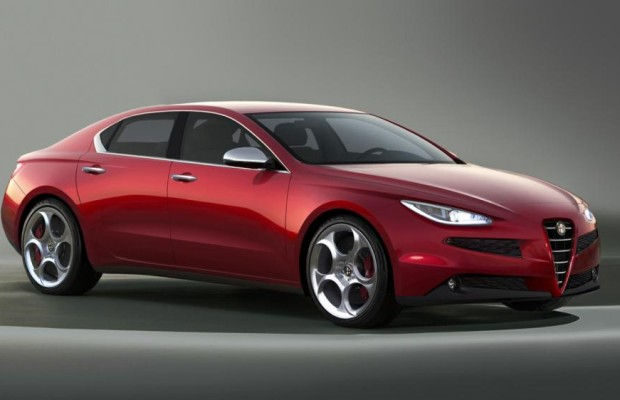 Alfa Romeo: Die neue Giulia kommt 2014