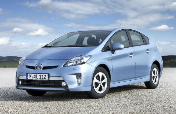 An Steckdose aufladbar: Toyota legt beim Prius ab Oktober mit Plug-In-Hybrid nach