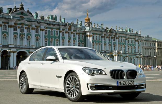 Anspruchsvoller Luxus: Aufgefrischter BMW 7er auch mit effizienteren Motoren