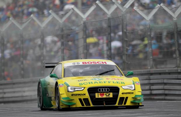Audi Sport: Zweite Saisonhälfte beginnt am 19. August auf dem Nürburgring